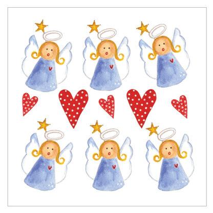 servetter änglar
