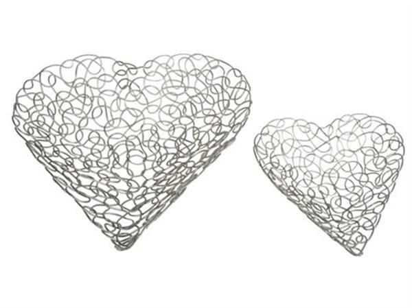 Metallfat hjärta