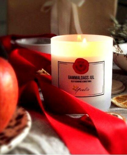 Doftljus gammaldags jul - Yvelis
