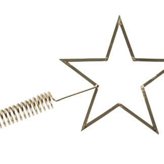 Julgransstjärna Guld