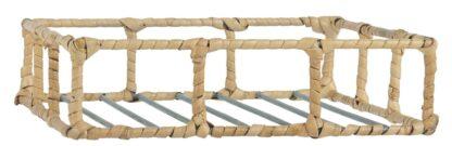 Servetthållare med bambukant