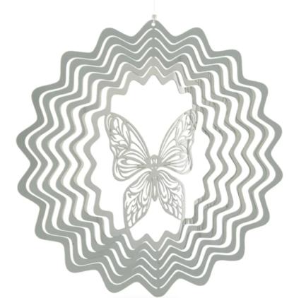 Vindspel fjäril